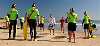 Winner - Mooloolaba Surf Life Saving Club