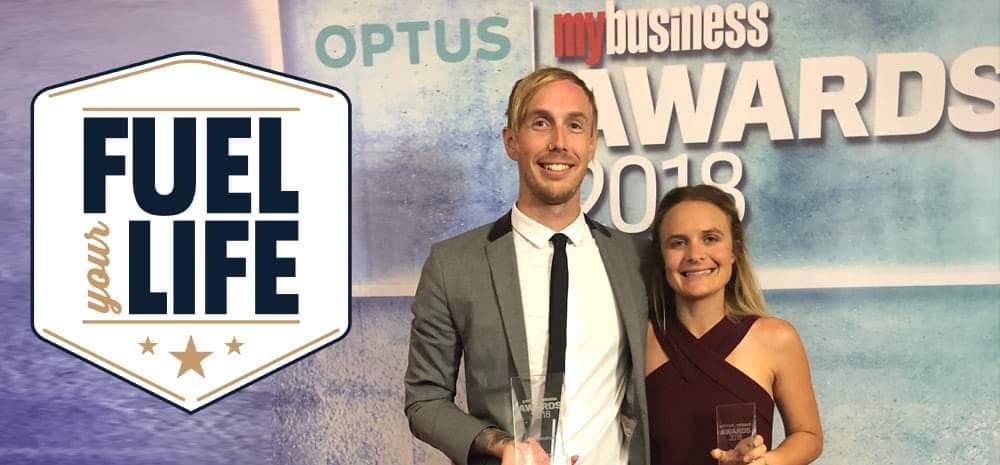 National award winner!